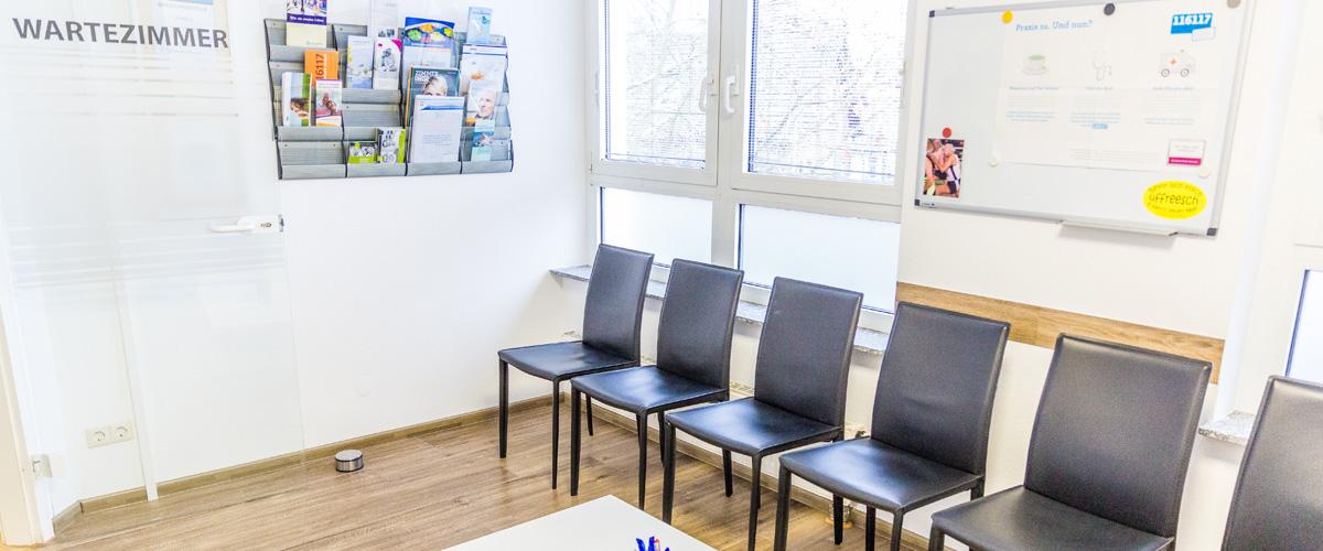 Uta Scheerbaum - Wartezimmer