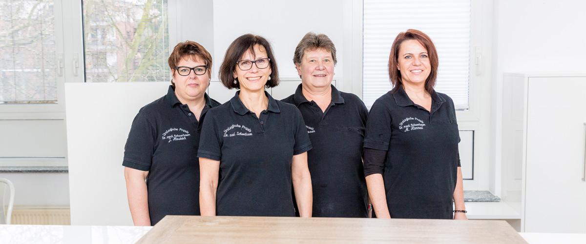 Uta Scheerbaum - Team